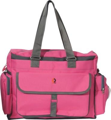 Pretty Krafts Baby Diaper Bag Nursing Bag | Mummy Bag | Maternity Bag Mother Bag Pink Pretty Krafts Diaper Bags