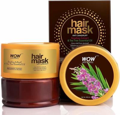 WOW Skin Science Anti Dandruff Hair Mask