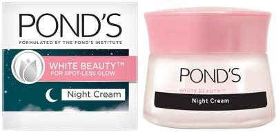 Ponds White Beauty Night Cream(50 g)