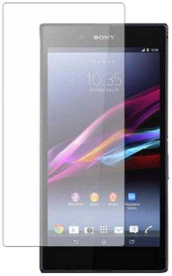 CHAMBU Edge To Edge Tempered Glass for Sony Xperia Z Ultra(Pack of 1)