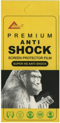 Aurochs Impossible Screen Guard for Panasonic Eluga U3(Pack of 1)