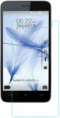 CHAMBU Impossible Screen Guard for Karbonn Smart A51 Plus(Pack of 1)