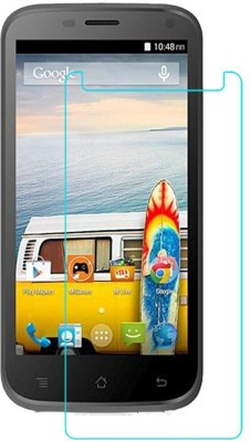 CHAMBU Impossible Screen Guard for Micromax Canvas Fun A74(Pack of 1)
