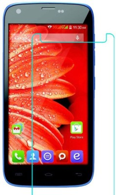 CHAMBU Edge To Edge Tempered Glass for Spice Smart Flo Edge(Pack of 1)