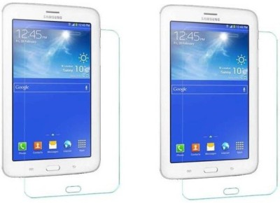 A-Allin1 Tempered Glass Guard for Samsung Tab 3 Neo T111(Pack of 2)