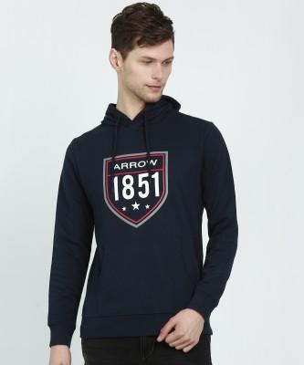 Arrow Sport Full Sleeve Printed Men Sweatshirt at flipkart