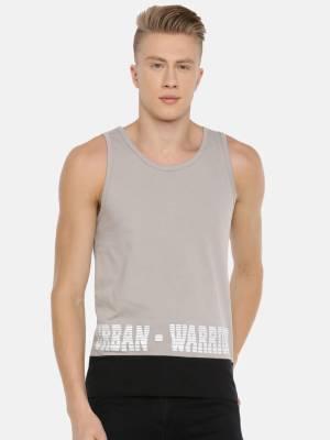 SayItLoud Men Grey Vest