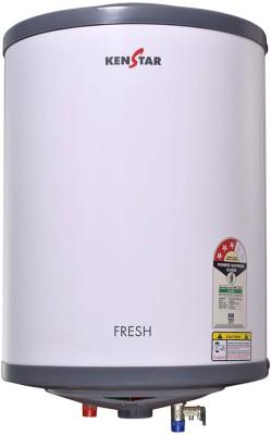 Kenstar 25 L Storage Water Geyser (BWHKEN25/KGSFRE25GP8VGN-DSE, White, Grey)