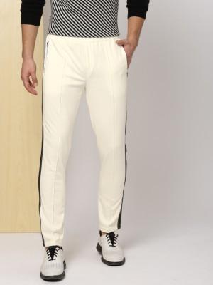 Invictus Slim Fit Men White Trousers at flipkart