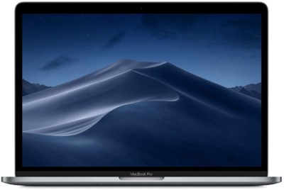 Apple MacBook Pro Core i5 8th Gen - (8 GB/256 GB SSD/Mac OS Mojave) MUHP2HN/A(13.3 inch, Space Grey, 1.37 kg)