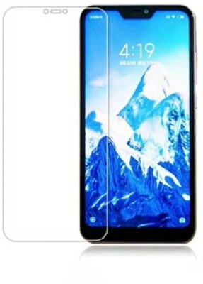 CHAMBU Tempered Glass Guard for Lava Z61 (2GB RAM + 16GB)(Pack of 1)