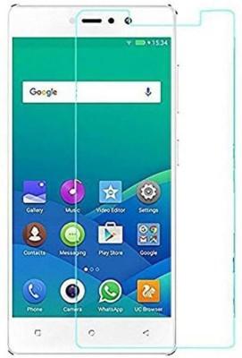 CHAMBU Tempered Glass Guard for Nokia Asha 501 Dual SIM(Pack of 1)