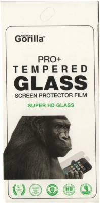 ARCHAIC Gorilla Tempered Glass Guard for Motorola One Action(Pack of 1)