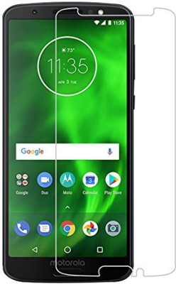 VaiMi Tempered Glass Guard for Motorola Moto G6 Play(Pack of 1)