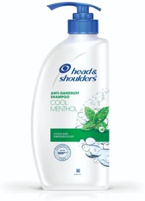 Head & Shoulders Cool Menthol Shampoo  (650 ml)