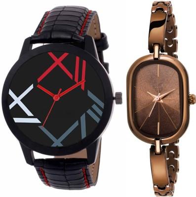 OUXI New Stylish Designer Multicolour Dial Bracelet Watch ZZC-122 Analog Watch  - For Men & Women