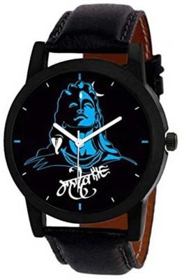 Mahadevfashion Mahadev Latest Designer Blue Dial Watches Mahadev 001 Analog Watch   For Men Mahadevfashion Wrist Watches