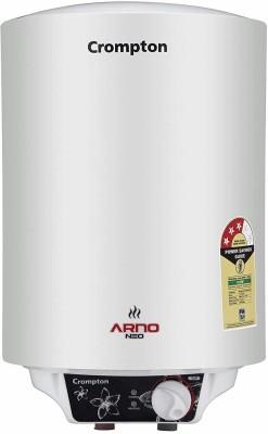 Crompton 25 L Storage Water Geyser (Crompton ASWH-2625 Storage Water Geyser (ARNO NEO, 25 L), White)