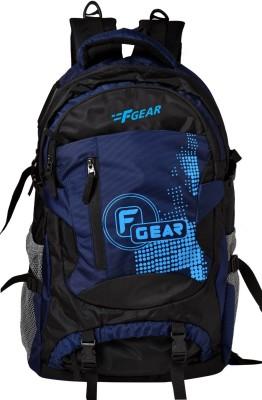 F Gear Orion 46 L Laptop Backpack(Blue, Black)