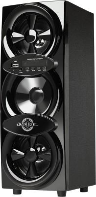Drezel Tarang , mini tower speaker 2.0 Tower Speaker(Black, 2.0 Channel)