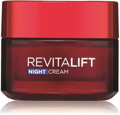 L 'Oreal Paris Revitalift Moisturizing Night Cream(50 ml) at flipkart