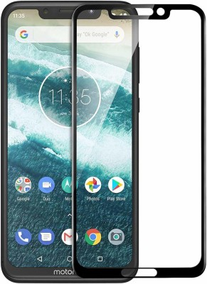 thogai Edge To Edge Tempered Glass for Motorola Moto One Power(Pack of 1)