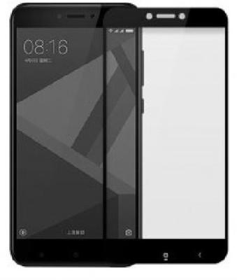 NIPSU Tempered Glass Guard for Tempered Glass Screen Protector for Xiaomi Mi Max/Xiaomi Mi Max Prime 6.44 inch in Black(Pack of 1)