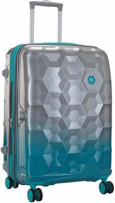 VIP FAIRWAY 4W STR 55 BLU Expandable  Cabin Luggage - 20 inch(Blue)