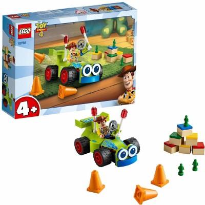 LEGO 10766 Woody   Rc Multicolor LEGO Blocks   Building Sets