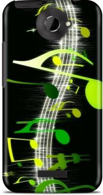 Flipkart SmartBuy Back Cover for HTC one X(Black, White, Green)