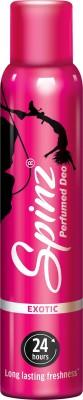 Spinz Exotic Deodorant Spray  -  For Women(150 ml)