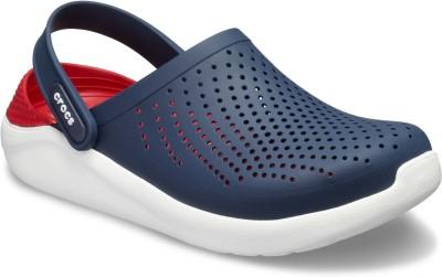 Crocs Men Blue Sandals