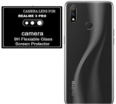 KHR Camera Lens Protector for Oppo F9, OPPO F9 Pro, Realme 2 Pro, Realme U1, Realme 3 Pro(Pack of 2)