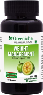 Greeniche Garcinia Cambogia, Green Coffee Extract for Weight Loss -...