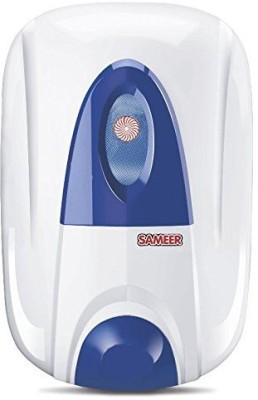 Sameer 25 L Storage Water Geyser (i-Flo 25-Litre Water Heater (White), White, Blue)