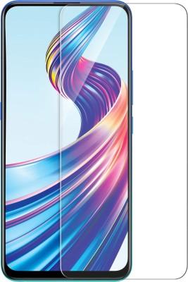 Hupshy Edge To Edge Tempered Glass for Vivo V15(Pack of 1)