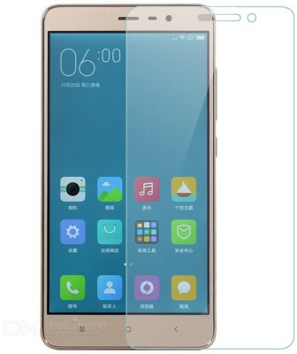 Rudra Traders Tempered Glass Guard for Mi Redmi 3S(Pack of 1)
