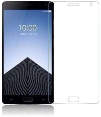 CHAMBU Tempered Glass Guard for Karbonn A2 Plus(Pack of 3)