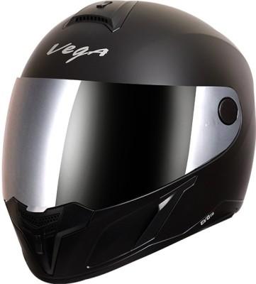 VEGA EVO BT Motorbike Helmet(DULL BLACK)