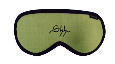 Drake Casuals Sleeping Eye Mask dr68 Eye Shade Yellow, Black Drake Casuals Neck Pillows   Eye Shades