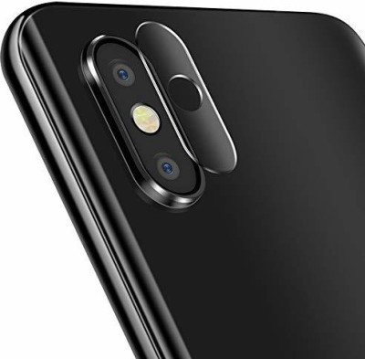 KHR Camera Lens Protector for Motorola One Power Clear Anti Scratch Rasistant Flexible Glass Camera Lens Guard Protect(Pack of 1)