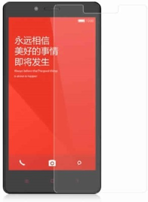 SHAKU Impossible Screen Guard for Mi Redmi Note 4(Pack of 1)