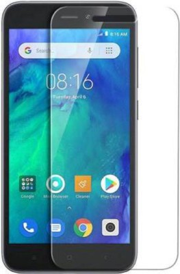MobyStar Impossible Screen Guard for Redmi Go(Pack of 1)