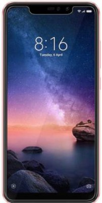 MobyStar Impossible Screen Guard for Mi Redmi Note 6 Pro(Pack of 1)