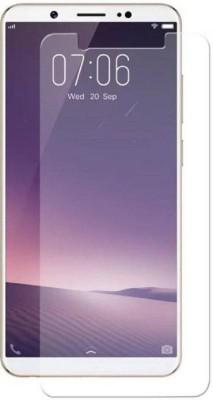 CHAMBU Tempered Glass Guard for Samsung Galaxy A7 (Single Sim)(Pack of 1)