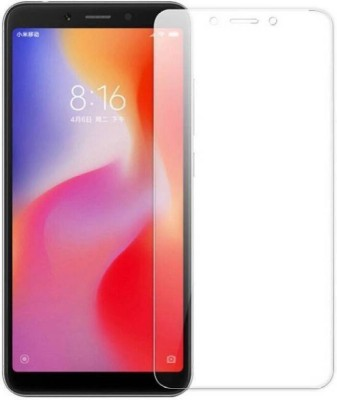 CHAMBU Tempered Glass Guard for Airtel Red(Pack of 1)