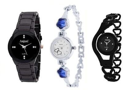Anjani qg65 Analog Watch  - For Girls