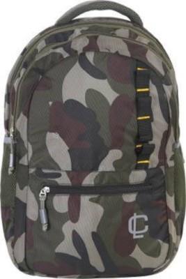NKZ 17 inch Laptop Backpack(Green)