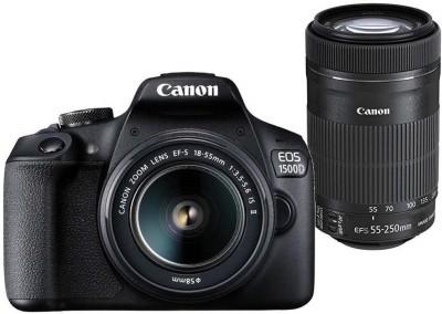 Canon EOS 1500D DSLR Camera 1 Camera Body, 18 - 55 mm...