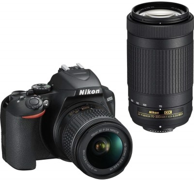Nikon D3500 DSLR Camera review